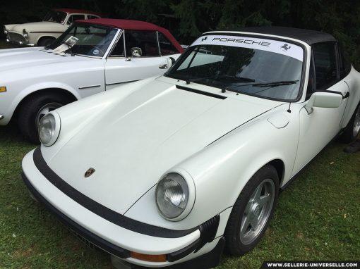 Réparation de sièges d'une Porsche 911